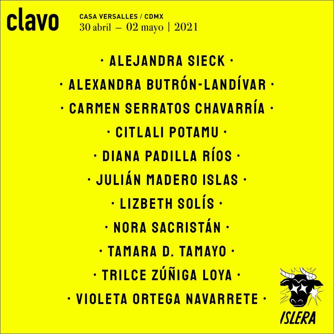 Islera participa en la primera edición de Clavo