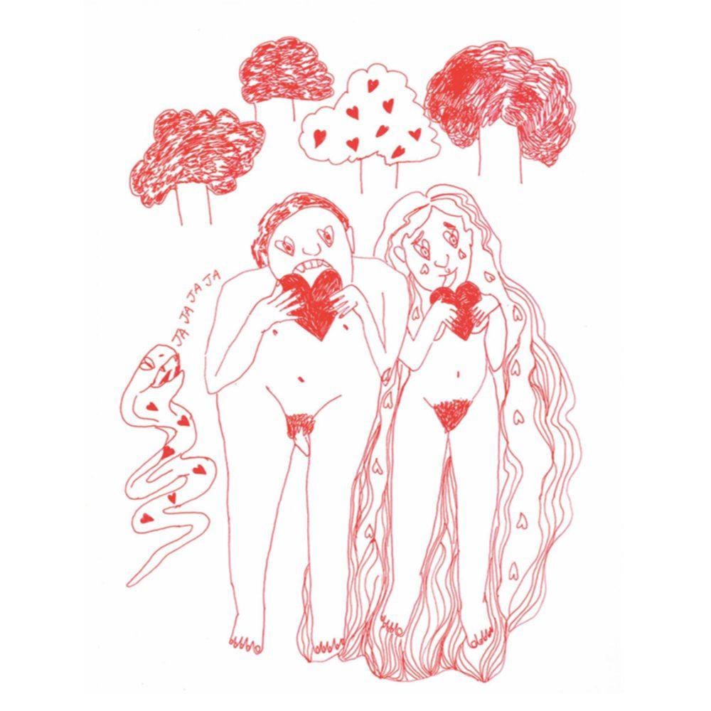 Dibujos Rojos 2/3
